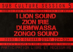 Flyer Sub Culture Session #5