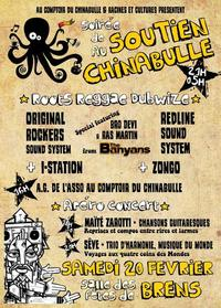Flyer Brens Roots Reggae Dubwize